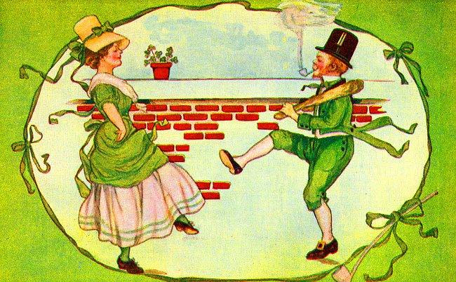 Biggest Irish Dating Myth?