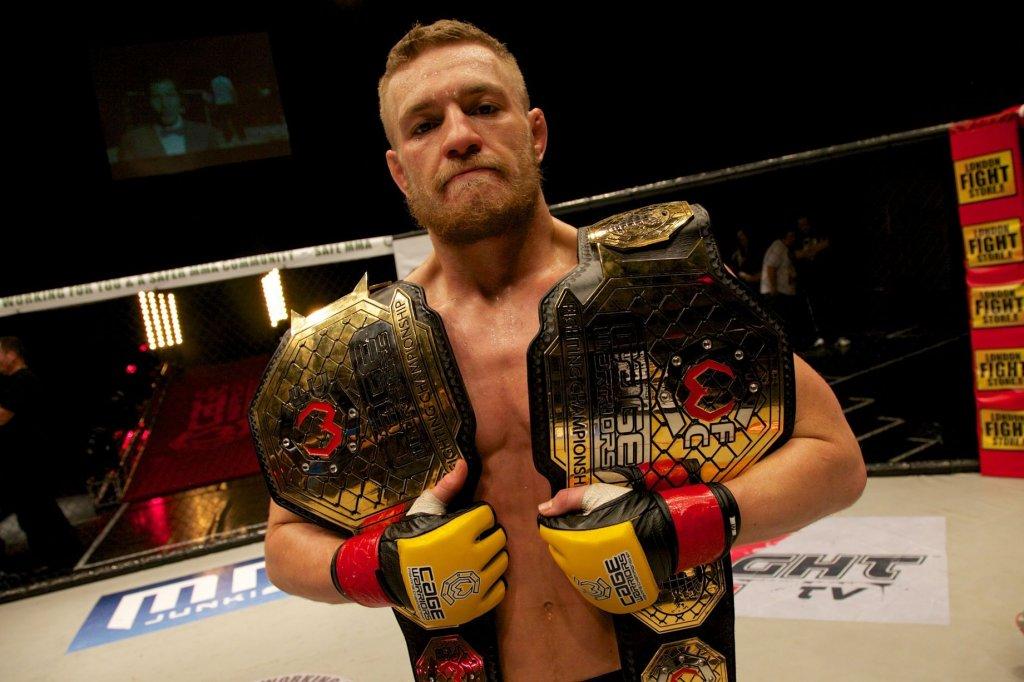 #1 UFC Featherweight Fighter?