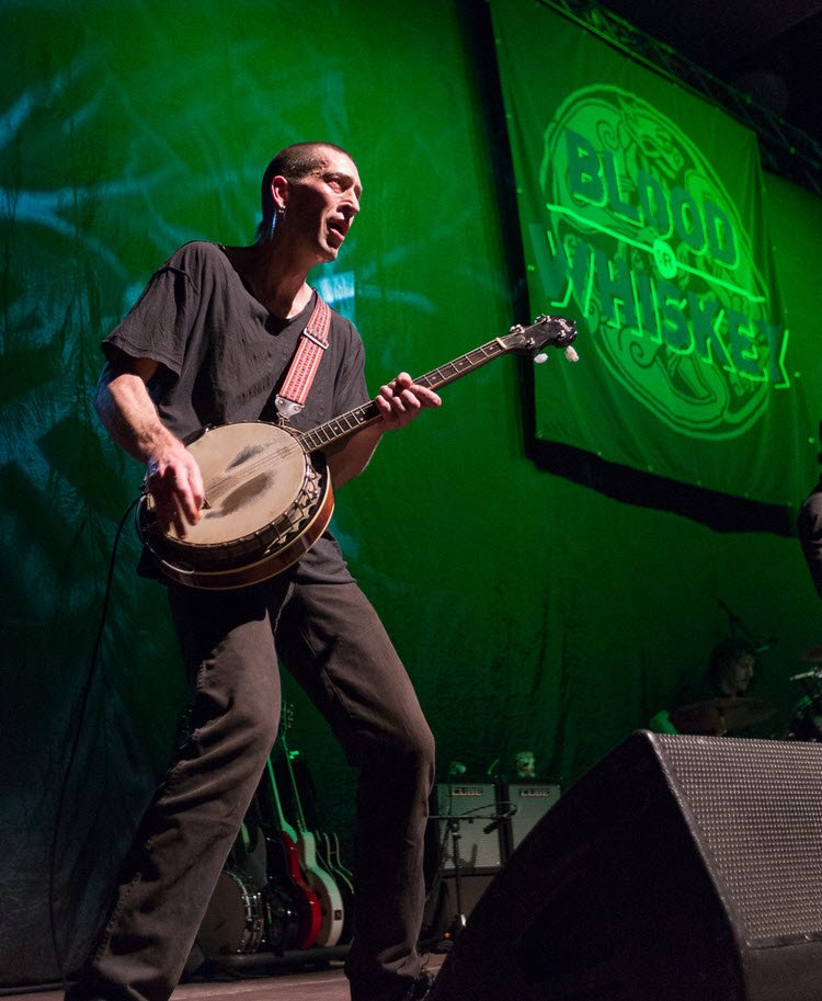 celtic punk bands - 750×913
