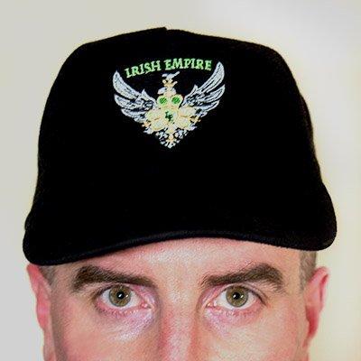 Caviar Black Baseball Cap