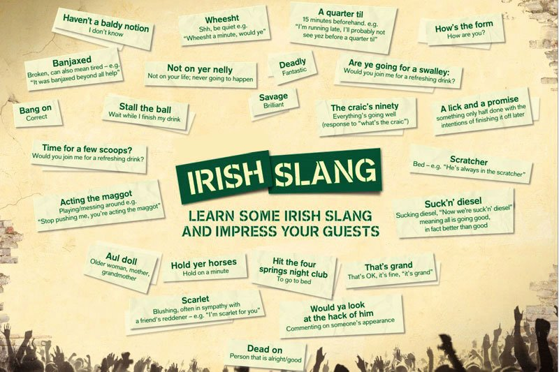 How the Irish invented modern English