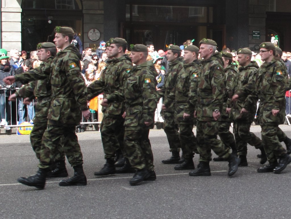 Is Irish Military Neutrality Acceptable?