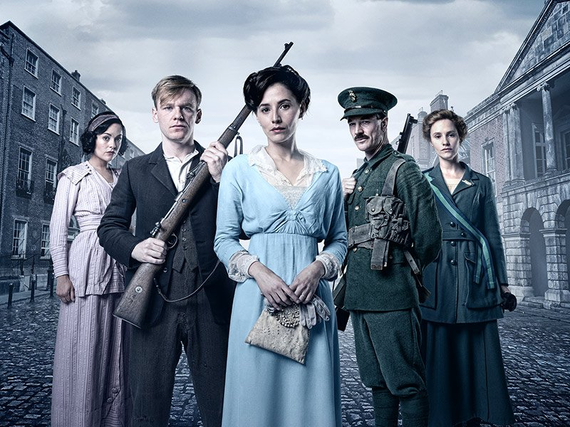 """The Rebellion"" on Netflix – dramatization of Ireland's Easter Rising"