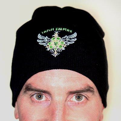 Ninja Black Beanie Hat