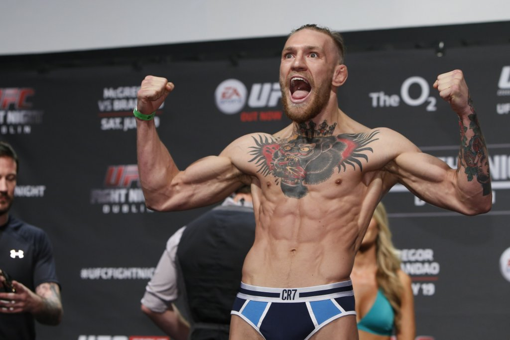 Conor McGregor: 10 must-know truths