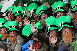 Which day should we celebrate the most in Ireland?